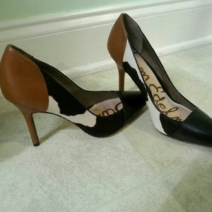 Women's size 6.5m Sam Edelman Desiree heels